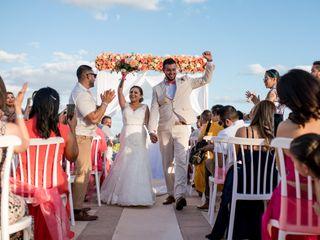 La boda de Pau y Rafa