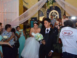 La boda de Melodie y Francisco