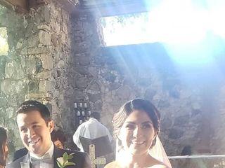 La boda de Adriana y Christian  1
