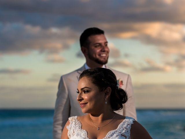 La boda de Rafa y Pau en Cancún, Quintana Roo 3