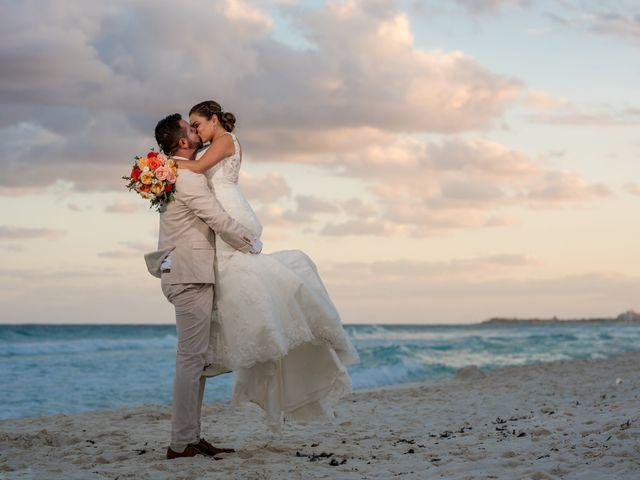 La boda de Rafa y Pau en Cancún, Quintana Roo 4
