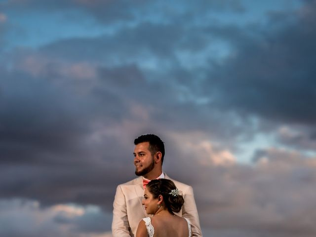 La boda de Rafa y Pau en Cancún, Quintana Roo 5