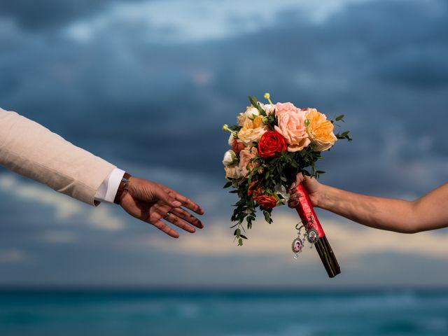 La boda de Rafa y Pau en Cancún, Quintana Roo 6