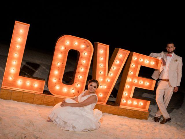 La boda de Rafa y Pau en Cancún, Quintana Roo 9