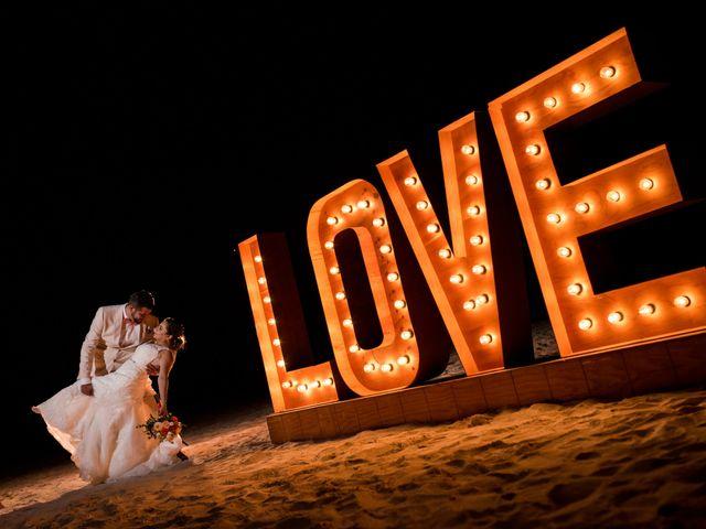 La boda de Rafa y Pau en Cancún, Quintana Roo 10