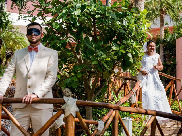 La boda de Rafa y Pau en Cancún, Quintana Roo 11