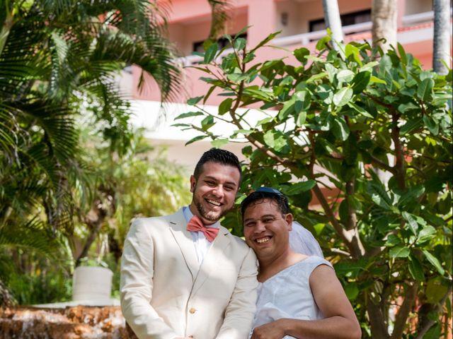 La boda de Rafa y Pau en Cancún, Quintana Roo 13