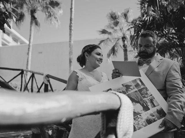 La boda de Rafa y Pau en Cancún, Quintana Roo 25