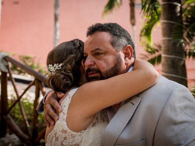 La boda de Rafa y Pau en Cancún, Quintana Roo 26