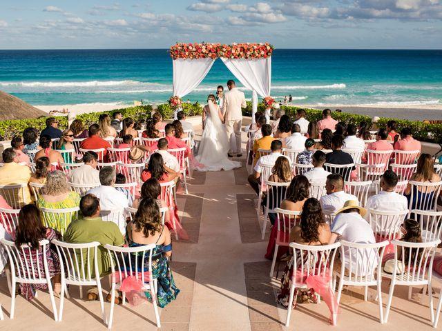 La boda de Rafa y Pau en Cancún, Quintana Roo 29