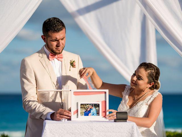 La boda de Rafa y Pau en Cancún, Quintana Roo 30