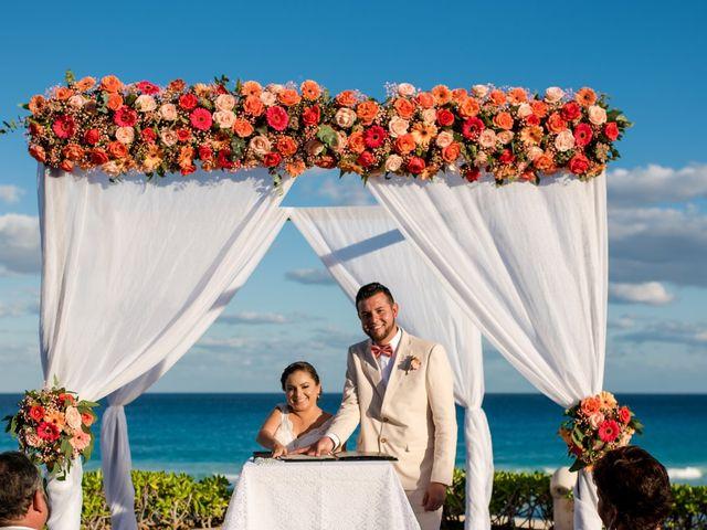 La boda de Rafa y Pau en Cancún, Quintana Roo 31