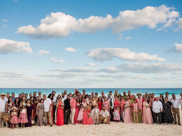 La boda de Rafa y Pau en Cancún, Quintana Roo 2