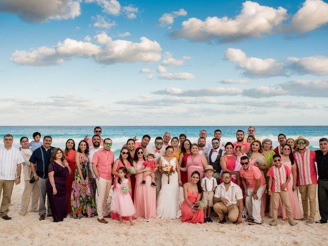 La boda de Rafa y Pau en Cancún, Quintana Roo 32