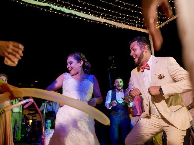 La boda de Rafa y Pau en Cancún, Quintana Roo 33