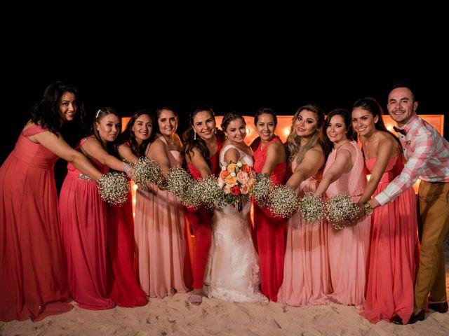 La boda de Rafa y Pau en Cancún, Quintana Roo 34