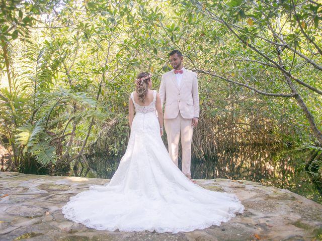 La boda de Rafa y Pau en Cancún, Quintana Roo 37