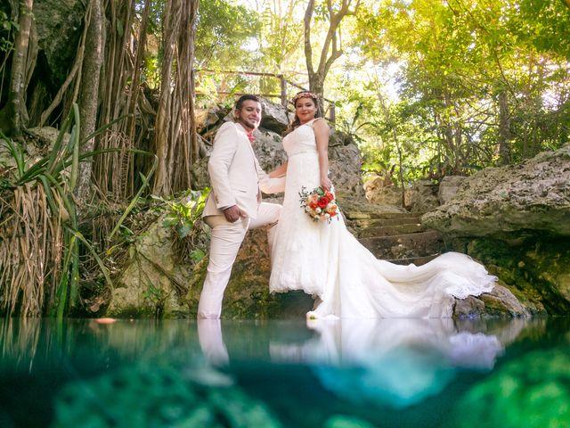 La boda de Rafa y Pau en Cancún, Quintana Roo 38