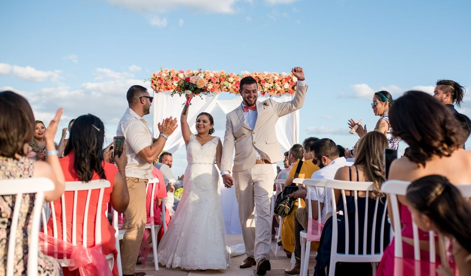La boda de Rafa y Pau en Cancún, Quintana Roo