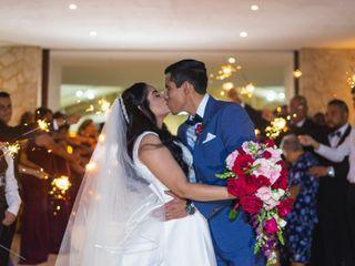 La boda de Karime y Daniel