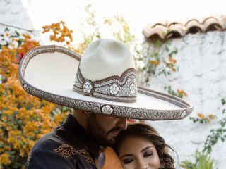 La boda de Maritza y Óscar 2