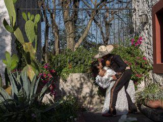 La boda de Maritza y Óscar 3