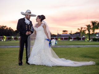 La boda de Maritza y Óscar