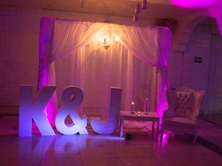 La boda de Karla  y Javier 2