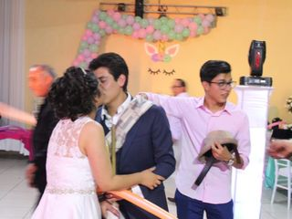 La boda de Ivonne y Edgar 3