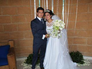 La boda de Ivonne y Edgar