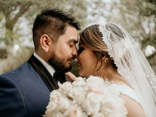 La boda de Elbia Paola y Juan Humberto