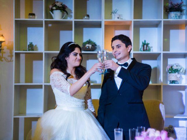 La boda de Olivia y Diego
