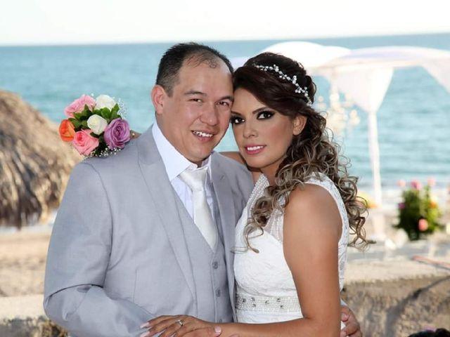La boda de Briseida y Juan