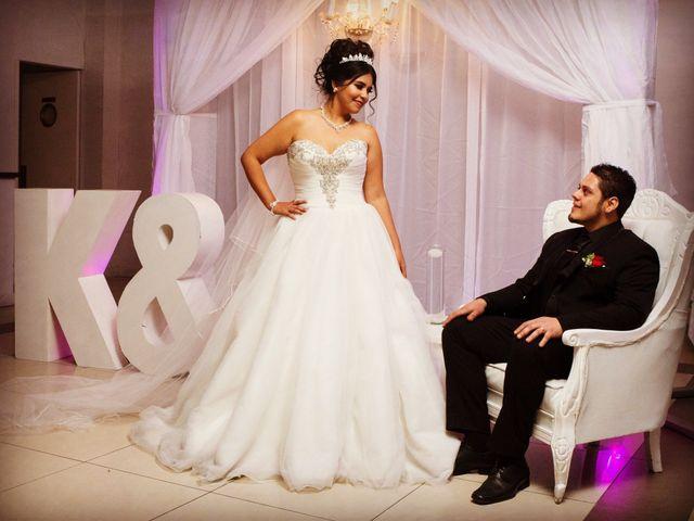 La boda de Javier y Karla  en Guadalajara, Jalisco 7