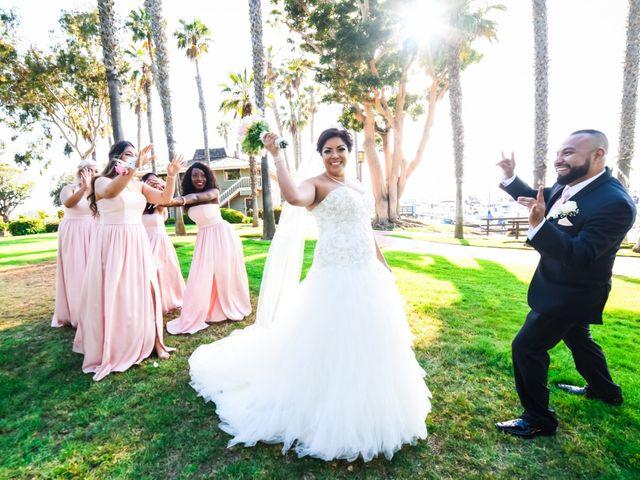 La boda de Oneal y Jessica en Ensenada, Baja California 6