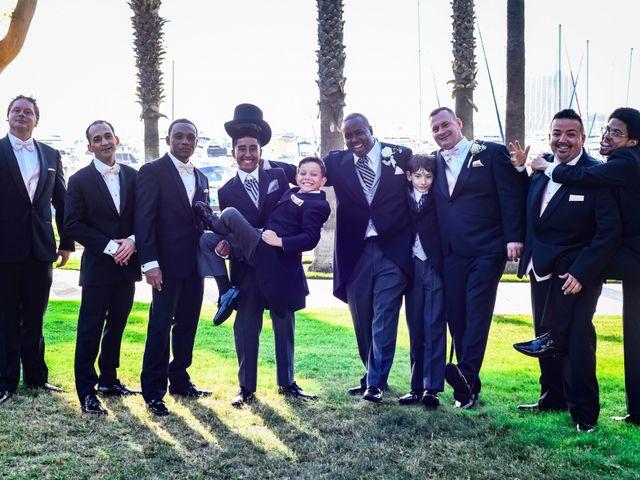 La boda de Oneal y Jessica en Ensenada, Baja California 7