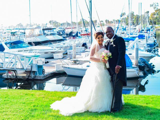 La boda de Oneal y Jessica en Ensenada, Baja California 10