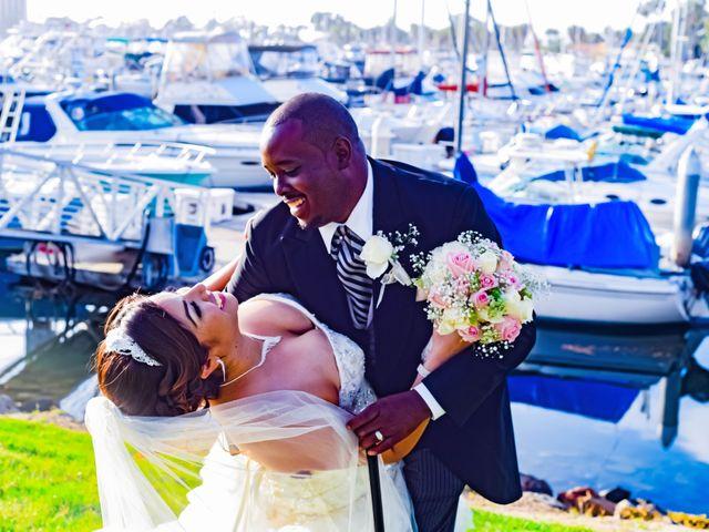 La boda de Oneal y Jessica en Ensenada, Baja California 11