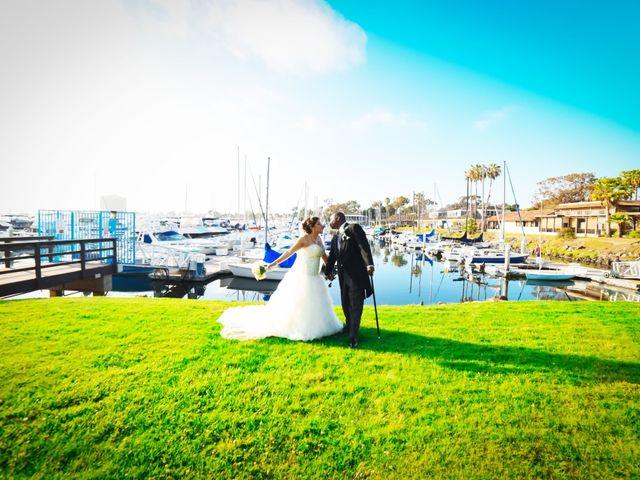 La boda de Oneal y Jessica en Ensenada, Baja California 1