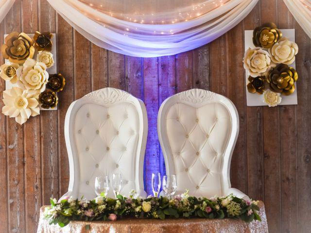 La boda de Oneal y Jessica en Ensenada, Baja California 16