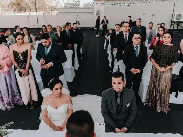 La boda de Lidia y José