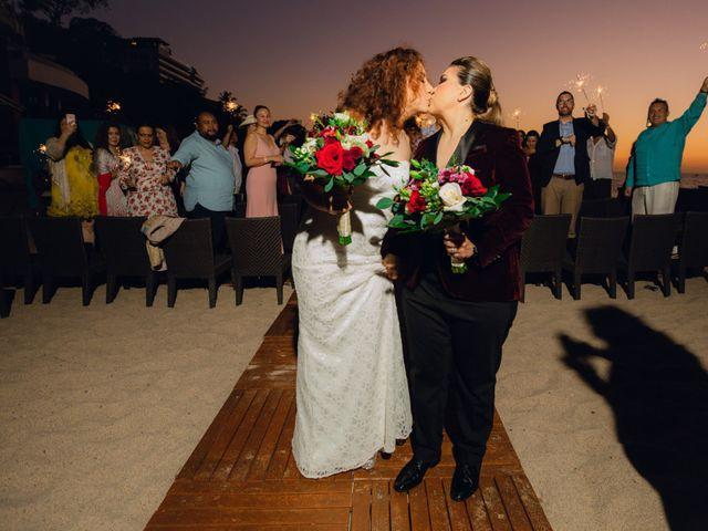 La boda de Cecilia y Georgina
