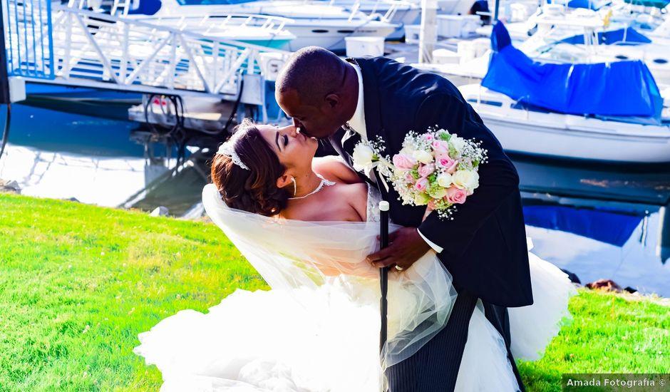 La boda de Oneal y Jessica en Ensenada, Baja California