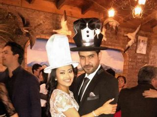 La boda de Erika  y Rodrigo  1