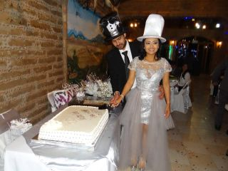 La boda de Erika  y Rodrigo