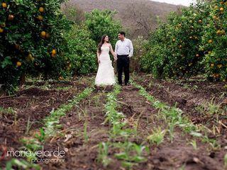 La boda de Esmeralda y Martín