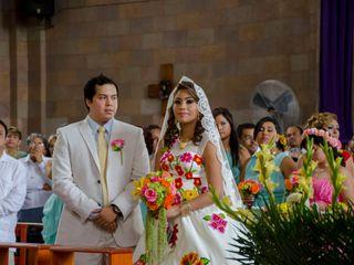 La boda de Lupita y Carlos