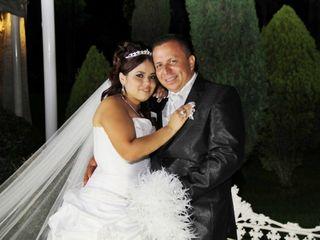 La boda de Elsa y Robert