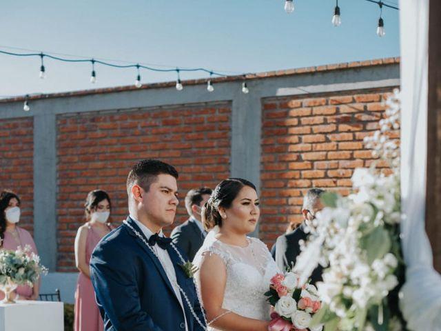 La boda de Stefany y Óscar en Zapopan, Jalisco 3