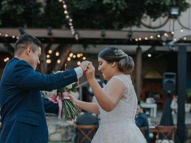 La boda de Stefany y Óscar en Zapopan, Jalisco 4